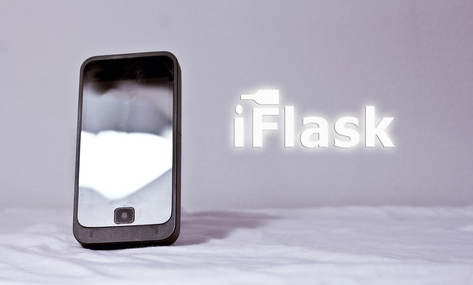 iFlask: A fun way to booze