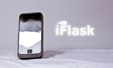 iFlask: A fun way to booze