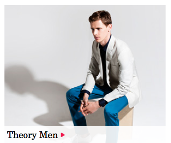 Theory Men on Rue La La