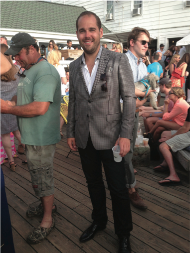 Suited Up: Montauk NY