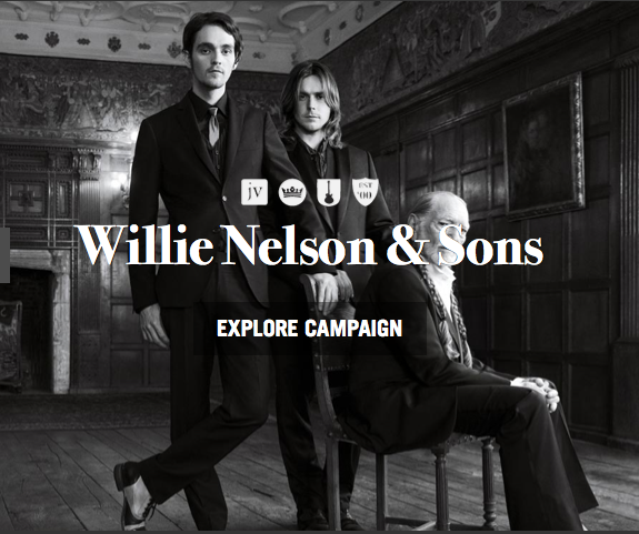 The Nelsons: John Varvatos Collection