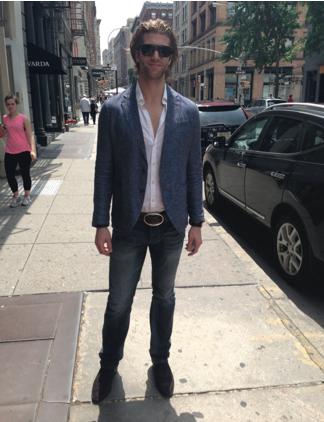 Street Fashion; Soho, New YorkCity