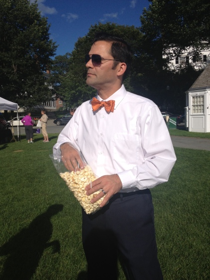 Popcorn and Bowties: Hanover Farmers Market, New Hampshire