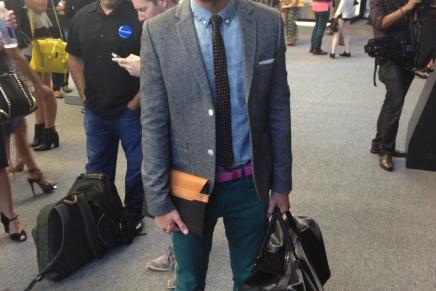 Street Fashion; New YorkCity