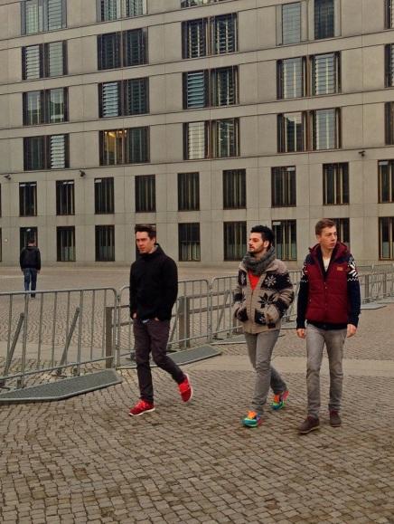 Street Fashion; EuropeanStudents