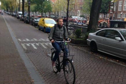 Clothes To Bike In: Amsterdam