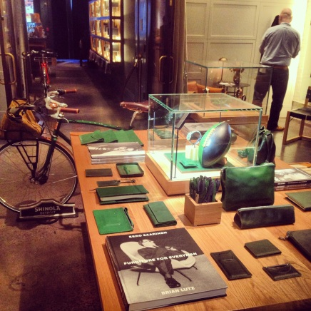 Shinola; American Watchmaking
