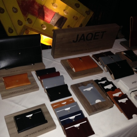 JAQET; Handmade Leather Wallets