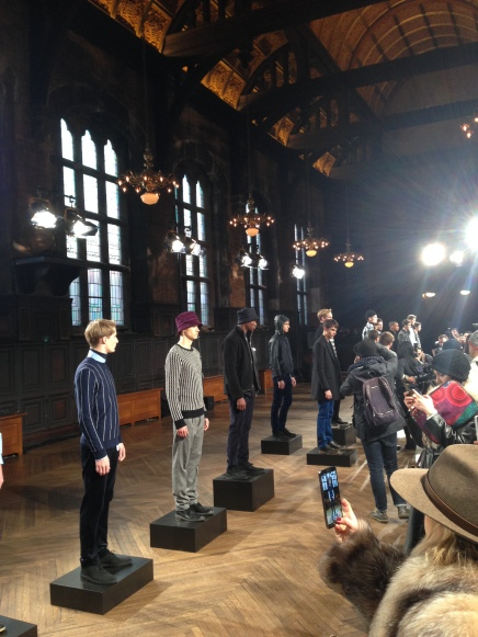 Timo Weiland; Fall 2014 Collection