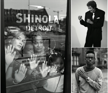 Bruce Weber for Shinola