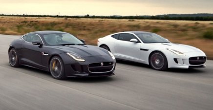 Jaguar Releases The F-Type Coupe