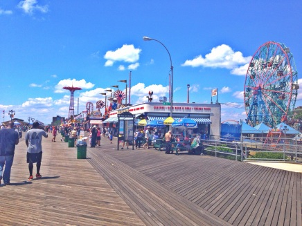 12 Hours in Coney Island