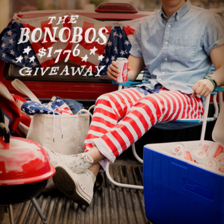 Celebrate the 4th of July in FREE Gear