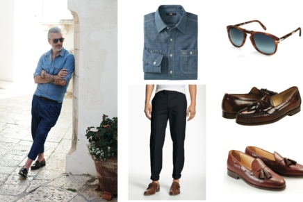 Get This Look: Bari, Italy