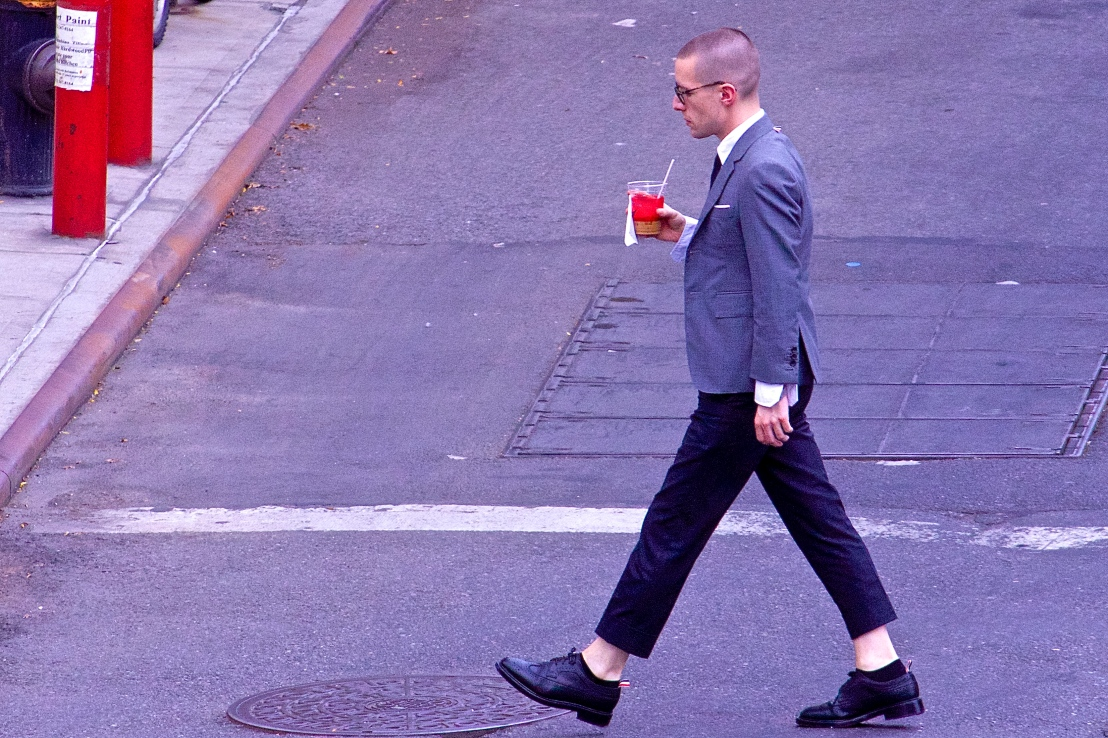 Thom Browne American Fashion Designer