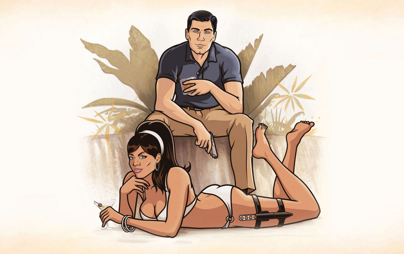 I Am Sterling Archer, and My Style Tips Will Make You All More Handsome
