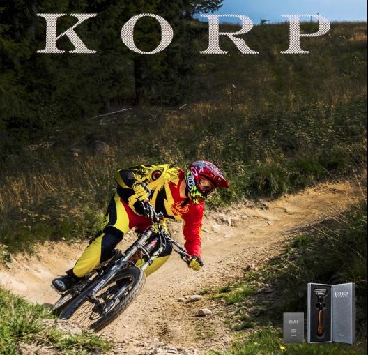 Korp Razor, a new luxurious way toshave